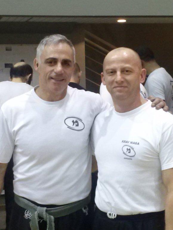 Richard DOUIEB et Samuel - Stage Hiver 2013 à Suresnes