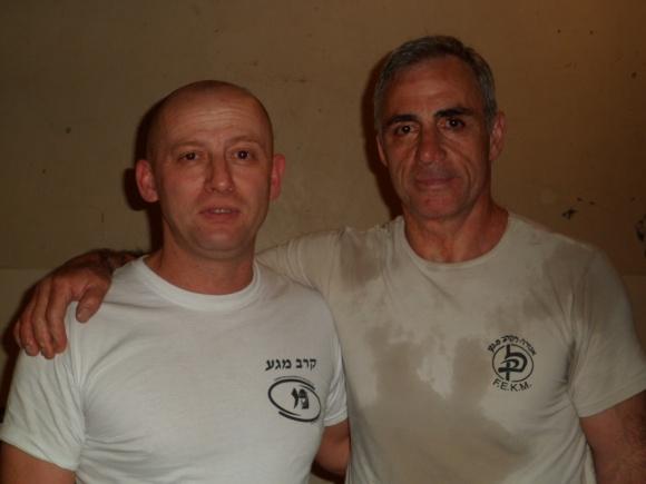 Samuel et Richard DOUIEB