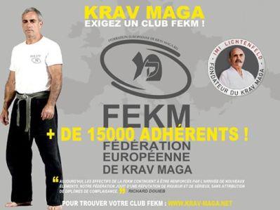 KRAV MAGA - 100% FEKM