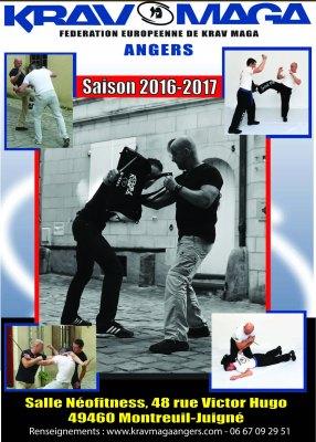 KRAV MAGA Saison 2015-2016 A3