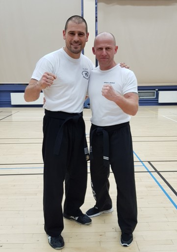 Franck CONEJERO et Samuel FRESNET