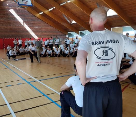 Séminaire enseignant de self defense - KMA