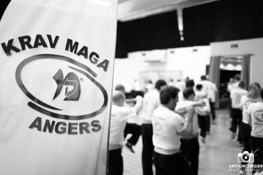 Krav Maga Angers avec Franck Conejero 5e darga